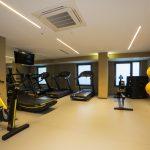Fitnessraum Hotel The Prime Energize Fußball Trainingslager Portugal