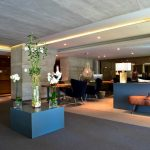 Lobby Hotel The Prime Energize Fußball Trainingslager Portugal