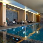 Indoor Pool Hotel The Prime Energize Monte Gordo Algarve