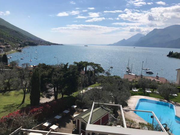 Garrdasee-Italien