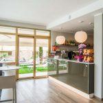 Barbereich des Hotels Eden in Garda am Gardasee