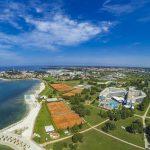 komplette anlage hotel maestral fußball trainingslager kroatien