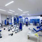 fitnessraum hotel sol garden umag fußball trainingslager