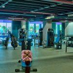 fitnessraum park plaza belvedere medulin fußball trainingslager