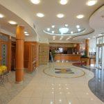 Lobby im Hotel Marina in Crikvenica