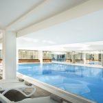 indoorpool hotel maestral fußball trainingslager kroatien