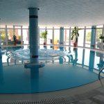 Indoor Pool im Hotel Marina in Crikvenica Fußball Trainingslager Kroatien