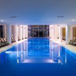 indoorpool hotel sol garden umag fußball trainingslager
