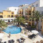 Aussenansicht Aparthotel Club Simo Mallorca