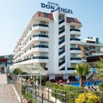 aussenanlage hotel don angel fußball trainingslager spanien