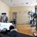 fitnessraum hotel medium valencia fußball trainingslager spanien