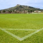 Fußballplatz Aparthotel Club Simo Fußball Trainingslager Mallorca