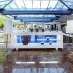 rezeption aqua hotels onabrava spanien