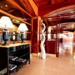 reception hotel don angel fußball trainingslager spanien
