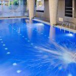 indoorpool aqua hotels onabrava spanien trainingslager fußball