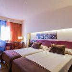 twinzimmer ayre gran hotel colon fußball trainingslager spanien