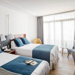 zimmer aqua hotels onabrava spanien