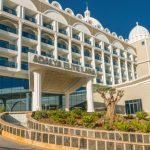 fassade hotel adalya lara türkei