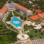 hotelanlage kaya belek fußball trainingslager türkei