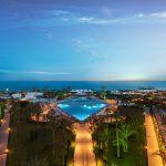 hotelanlagen am abend hotel kaya belek