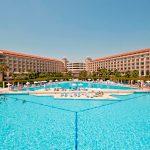 aussenansicht hotel kaya belek