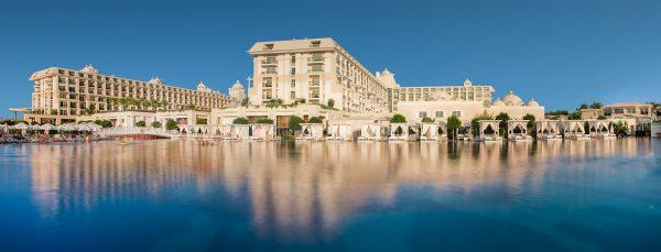 aussenansicht hotel titanic deluxe belek