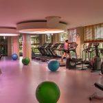 fitnessraum hotel kaya belek fußball trainingslager türkei