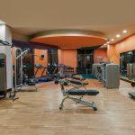 fitnessraum hotel spice belek fußball trainingslager türkei