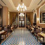 restaurant des hotels titanic belek