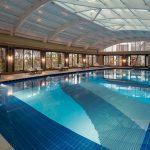 pool hotel trendy lara türkei