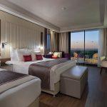 doppelzimmer hotel trendy lara türkei