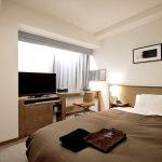 Einzelzimmer Candeo Hotel Ueno Tokyo