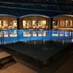 aussenpool hotel club mega saray in belek fußball trainingslager