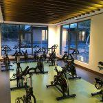 fitnessgeräte hotel club mega saray fußball trainingslager