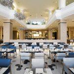 hilton malta restaurant