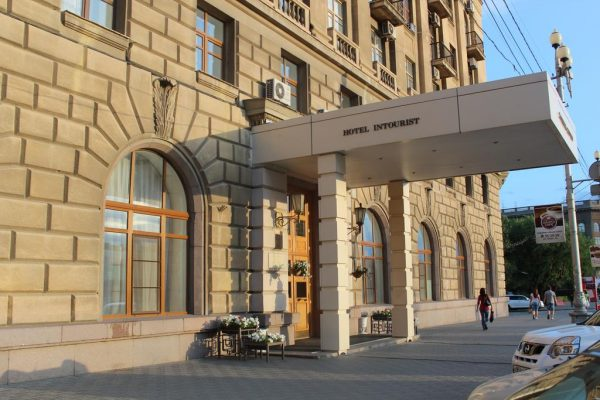 hotel intourist wolgograd eingang