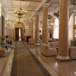 hotel intourist wolgograd lobby