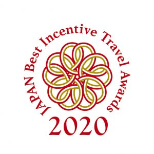 logo japan incentive travel award 2020