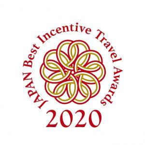 logo japan incentive travel award 2020