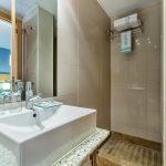 badezimmer hotel del mar in barcelona