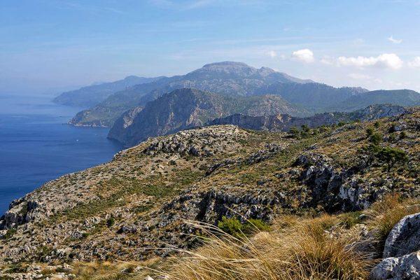 Landschaftsbild Reiseziel Mallorca